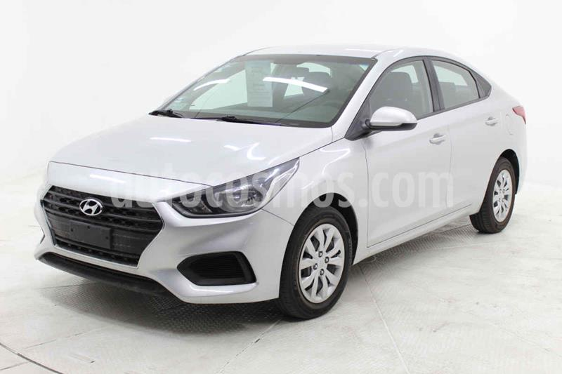 Hyundai Accent GL usado (2018) color Plata precio $159,000