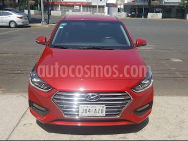 Hyundai Accent GLS Aut usado (2019) color Rojo precio $238,000