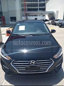 Hyundai Accent GLS Aut usado (2019) color Negro precio $255,000