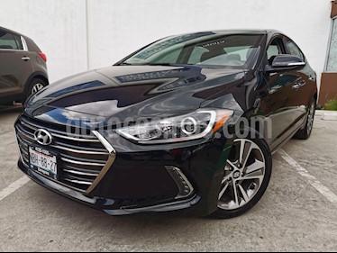 Hyundai Accent GLS Aut usado (2018) color Negro precio $185,000