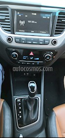 Hyundai Accent GLS Aut usado (2018) color Blanco precio $215,000