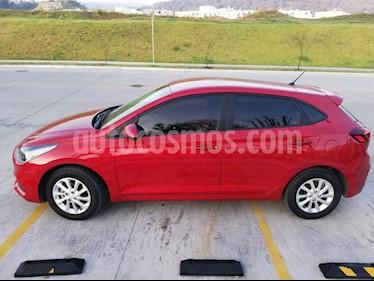 Hyundai Accent HB GL Mid usado (2018) color Rojo precio $185,000