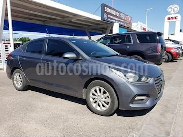 Foto Hyundai Accent GL Mid Aut usado (2018) color Gris Oscuro precio $210,000