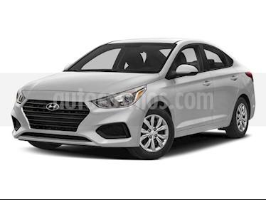 Hyundai Accent GLS Aut usado (2018) color Gris precio $235,000