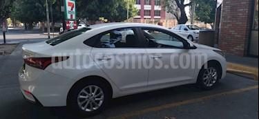 Hyundai Accent GL Mid usado (2020) color Blanco precio $250,000