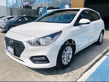 Foto Hyundai Accent HB GLS Aut usado (2020) color Blanco precio $260,000