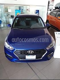 Hyundai Accent GL Mid Aut usado (2020) color Azul precio $288,600