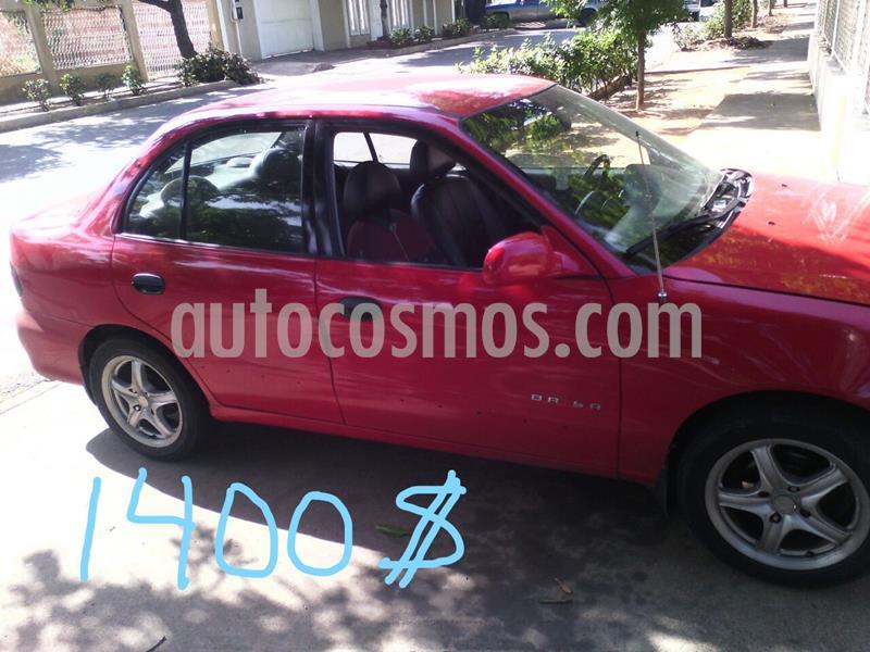 Hyundai Accent LS 1.3 Sinc. usado (2004) color Rojo precio BoF1.400