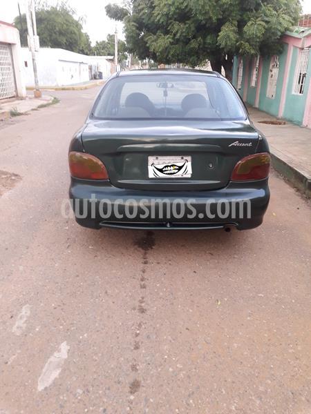 Hyundai Accent Gls L4,1.5i,12v S 2 1 usado (2002) color Verde precio BoF1.000