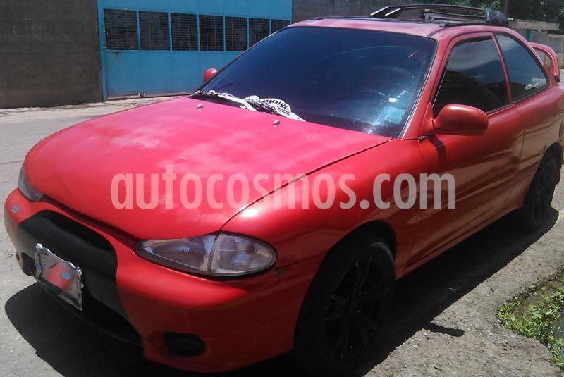 Hyundai Accent LS 1.5 Sinc. usado (1998) color Rojo precio BoF30.000.000