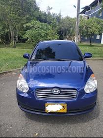 Foto Hyundai Accent Vision 1.6 GLS Mec 4P usado (2010) color Azul precio $18.500.000