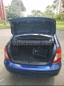 Foto venta Carro usado Hyundai Accent Vision 1.6 GLS Mec 4P (2010) color Azul precio $21.500.000