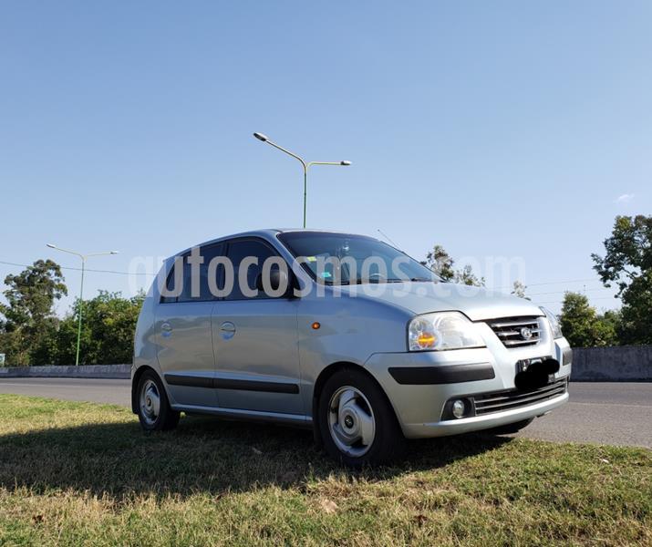 Hyundai Atos 1.1 GLS usado (2007) color Gris precio $349.000