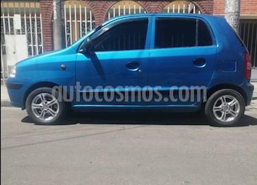 Hyundai Atoz PEQUENO atos 999 usado (2007) color Azul precio $14.400.000
