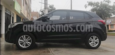 Hyundai Creta 1.6 GL usado (2018) color Negro precio u$s17,900