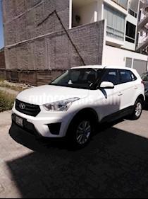 Hyundai Creta 1.6 GL usado (2018) color Blanco precio u$s18,500