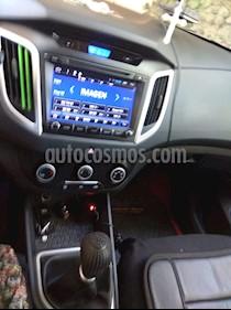 Hyundai Creta 1.6L GL 2AB  usado (2017) color Gris precio $9.500.000