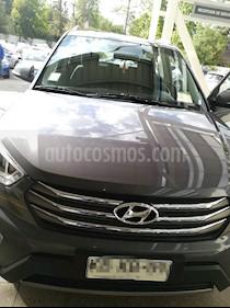 Hyundai Creta 1.6L GLS 2AB ABS  usado (2018) color Gris precio $10.500.000
