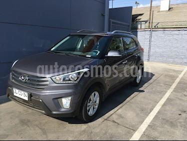Hyundai Creta 1.6L GLS usado (2017) color Gris precio $11.700.000