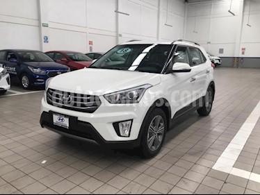 Foto Hyundai Creta 4p GLS Premium L4/1.6 Aut usado (2018) color Blanco precio $305,000