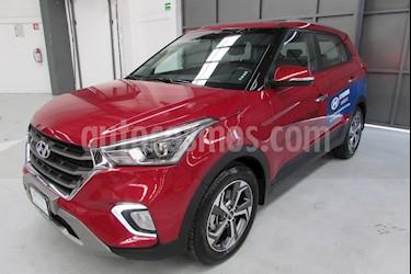 Foto venta Auto usado Hyundai Creta 4p Limited L4/1.6 Aut (2019) color Rojo precio $383,000