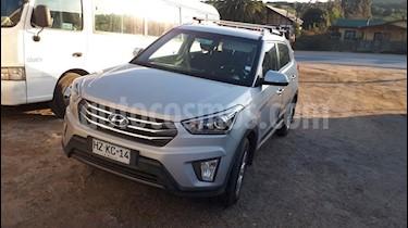 Hyundai Creta 1.6L GLS 2AB ABS  usado (2016) color Plata precio $8.150.000