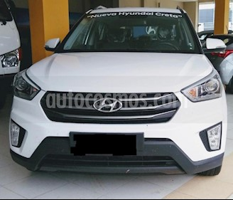 Foto venta Auto usado Hyundai Creta GL Aut (2019) color Blanco