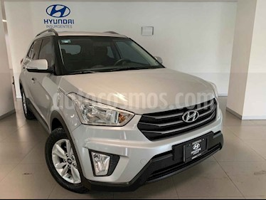 Foto venta Auto usado Hyundai Creta GLS Aut (2018) color Plata precio $279,000