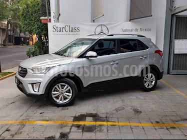 Foto venta Auto usado Hyundai Creta GLS Aut (2018) color Plata precio $278,900