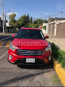 Hyundai Creta GLS Aut usado (2018) color Rojo precio $237,800