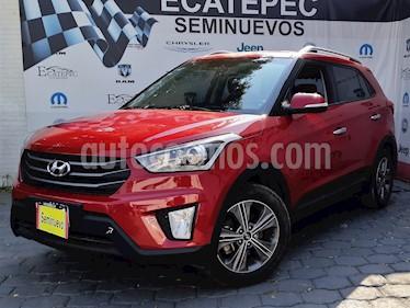 Foto venta Auto usado Hyundai Creta GLS Premium Aut (2018) color Rojo precio $309,000