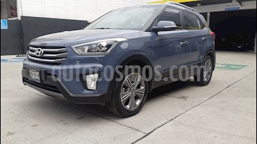 Foto venta Auto usado Hyundai Creta GLS Premium Aut (2018) color Azul precio $269,900