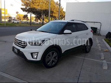 Foto venta Auto usado Hyundai Creta GLS Premium Aut (2017) color Blanco precio $333,000
