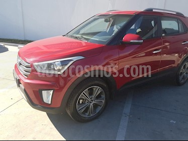 Foto venta Auto usado Hyundai Creta GLS Premium Aut (2017) color Rojo precio $275,000