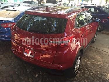 Foto venta Auto Seminuevo Hyundai Creta GLS PREMIUM TA (2018) color Rojo precio $290,000