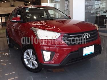 Foto venta Auto usado Hyundai Creta GLS (2017) color Rojo precio $239,000