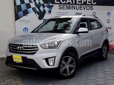 Foto venta Auto usado Hyundai Creta Limited Aut (2017) color Plata precio $289,000