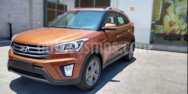 Foto venta Auto usado Hyundai Creta Limited Aut (2017) color Cafe precio $270,000