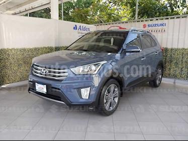 Foto venta Auto usado Hyundai Creta Limited Aut (2018) color Azul precio $280,000