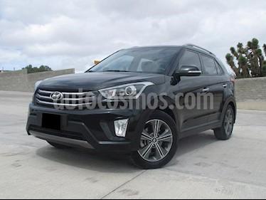 Foto venta Auto usado Hyundai Creta Limited Aut (2018) color Negro precio $278,000
