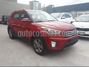 Foto Hyundai Creta Limited Aut usado (2018) color Rojo precio $290,000