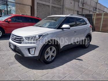 Foto venta Auto usado Hyundai Creta Limited Aut (2017) color Plata precio $280,000