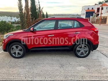 Foto venta Auto usado Hyundai Creta Limited Aut (2017) color Rojo precio $268,500