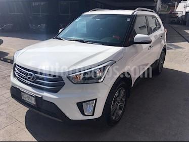 Hyundai Creta Limited Aut usado (2018) color Blanco precio $315,000