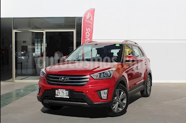Foto venta Auto Seminuevo Hyundai Creta Limited Aut (2018) color Rojo precio $339,000