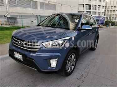Foto venta Auto usado Hyundai Creta Limited Aut (2017) color Azul precio $260,000