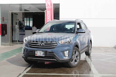 Foto Hyundai Creta Limited Aut usado (2018) color Azul precio $299,000