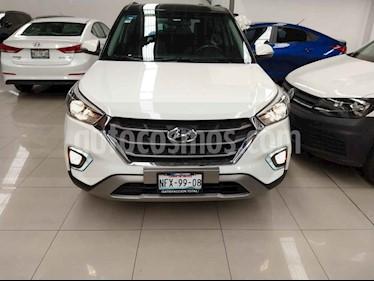 Foto venta Auto usado Hyundai Creta Limited Aut (2019) color Blanco precio $349,000