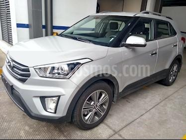 Hyundai Creta Limited Aut usado (2018) color Plata precio $315,000