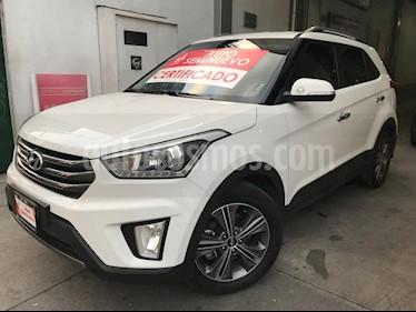 Foto venta Auto Seminuevo Hyundai Creta Limited Aut (2017) color Blanco precio $275,000